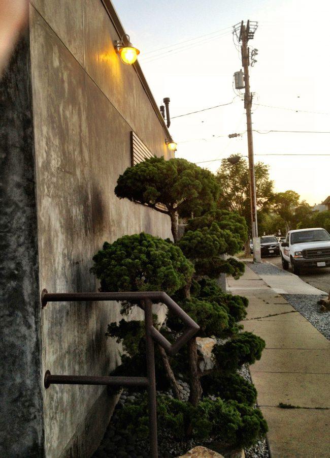 nNaka Los Angeles exterior shot