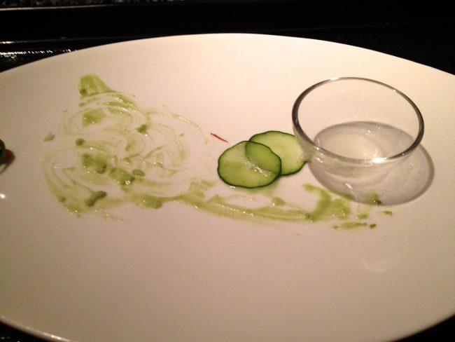 empty plate at nnaka