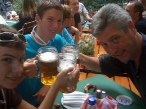 Augustiner big ass beers