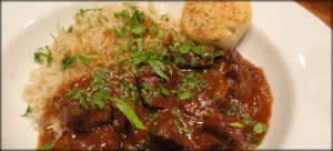 Beef Stew with Orange & Rosemary