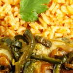 Authentic Mexican Style Rice