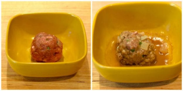 Lindy's Meatloaf how to taste test