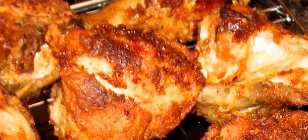 simply the best fried chicken