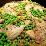 "Spanish Style Chicken and Rice ""Arroz con Pollo"""