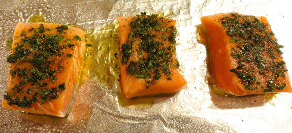 Baked Salmon Fillet Recipes