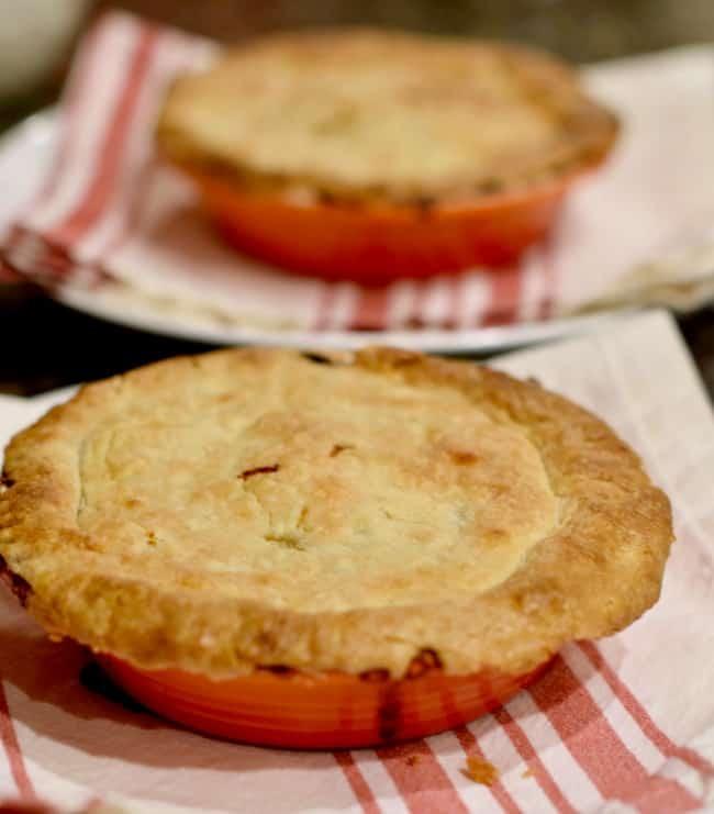 Lindy's Homemade Turkey Pot Pie