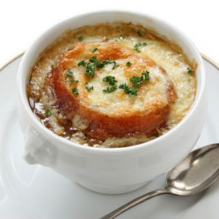 Lindy's French Onion Soup again