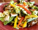 Low-Calorie Low-Fat Garlic Basil Vinaigrette