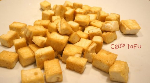 Ma Po Tofu tofu