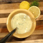 Low-Fat Honey Mustard Dressing
