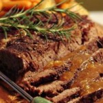 Italian Style Spice-Rubbed Pot Roast image shot