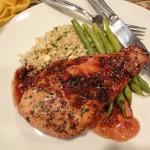 Blackberry Balsamic Chicken Breast