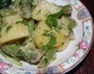 Yukon Gold with Green Beans Potato Salad
