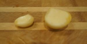 2 cloves of garlic