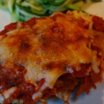 Italian Stuffed Chicken Breasts in Marinara
