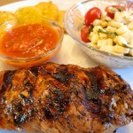 Grilled Balsamic Marinated Chicken Breast