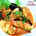 Lindy's cioppino