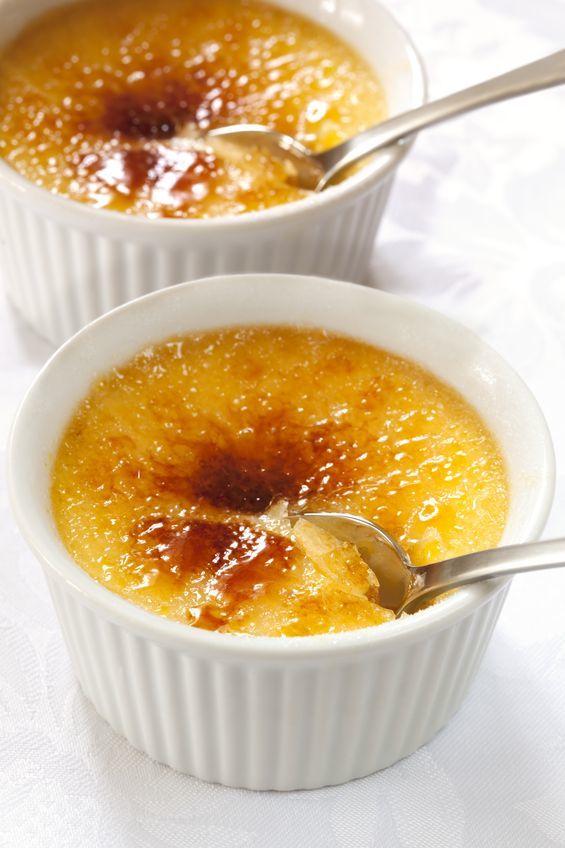 Sweet Corn Creme Brûlée | LindySez | Recipes