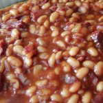 Hawaiian Beans close up of ugly beans