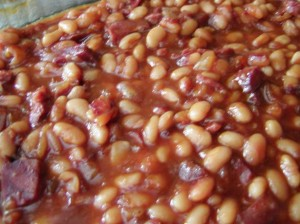 Hawaiian Beans close up of ugly beans