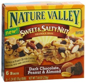 Nature Valley Sweet and Salty Nut