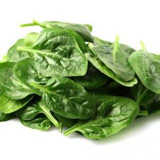 fresh spinach sauté spinach