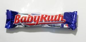 baby ruth candy bar