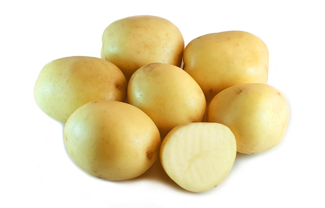 white-lady potato