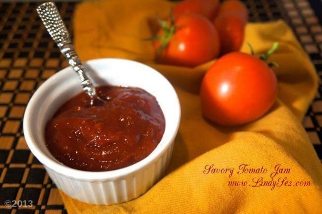 Savory Tomato Jam