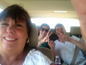 Trevor, Danielle and Me