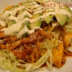 Gail's Turkey Tacos