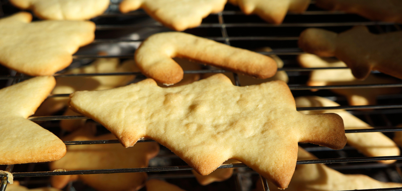 Sugar Christmas Cookies