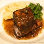 Lindy's German Style Short Ribs