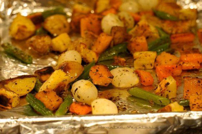 Roasted Vegetable Beef Stew