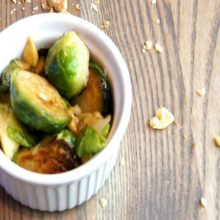 Brussels Sprouts with Walnuts