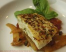 Halibut with Herbs and Fennel Tomato Sauce