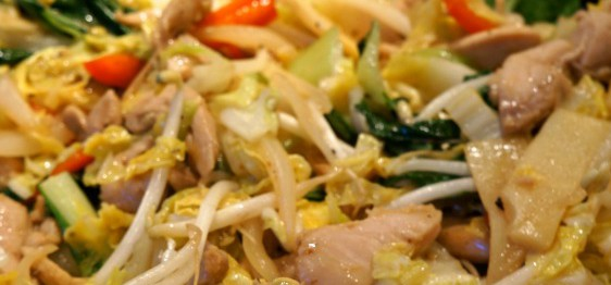 how to make veg chinese chopsuey