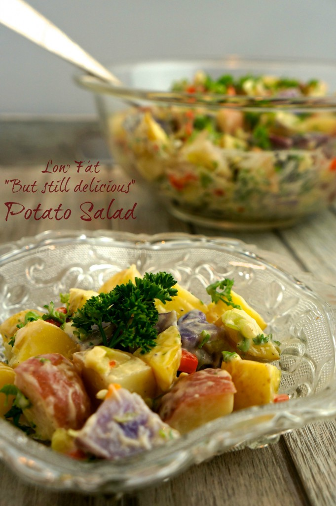 Low-Fat Potato Salad