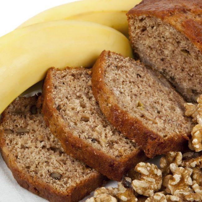Lindy's 1970s Banana Bread