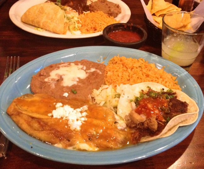 Classic Mexican Chile Relleno