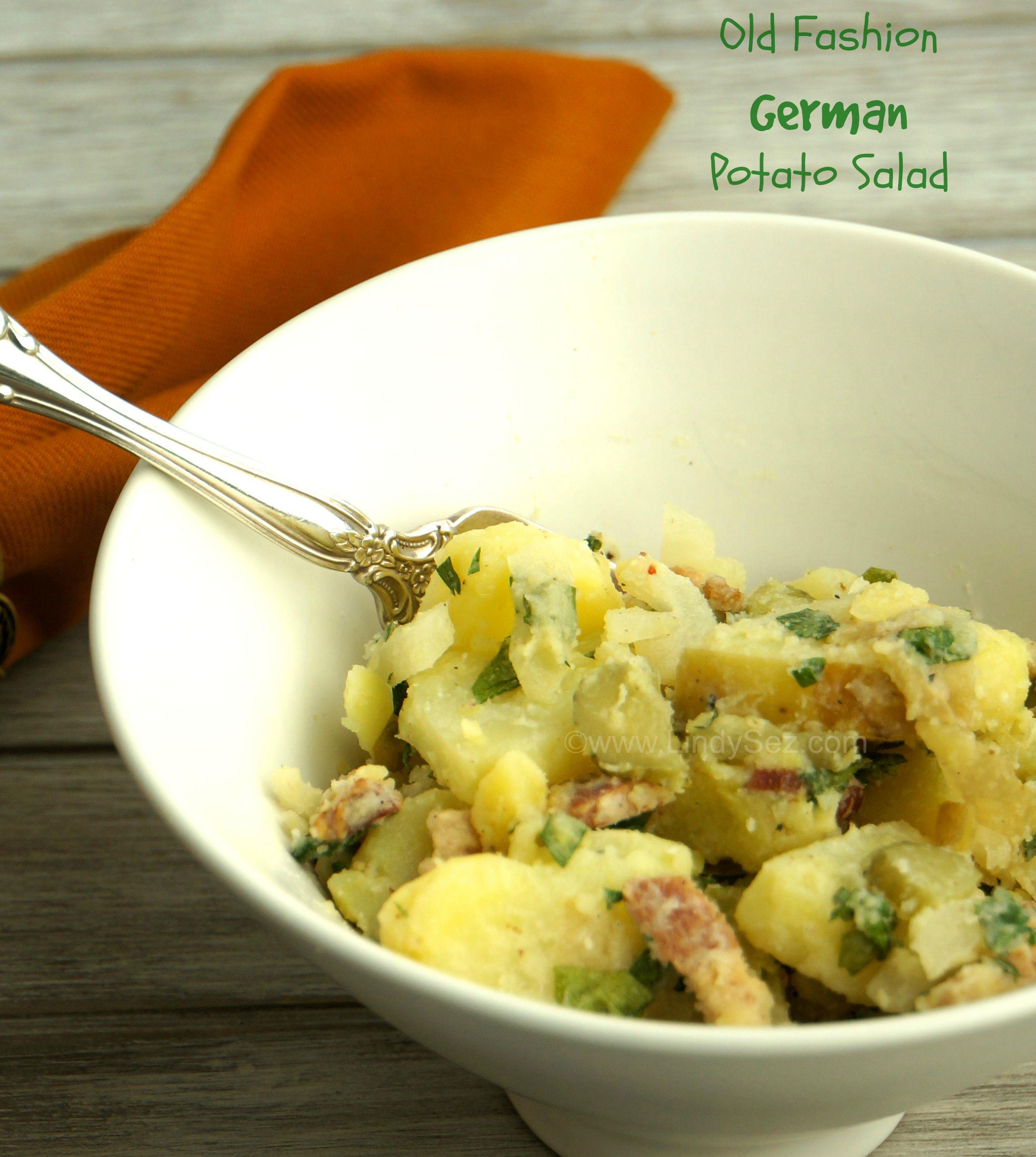 Best old fashioned potato salad recipe 33