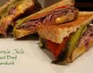 California Chile Roast Beef Sandwich