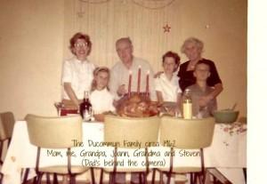 The Ducommun Family (LindySez)