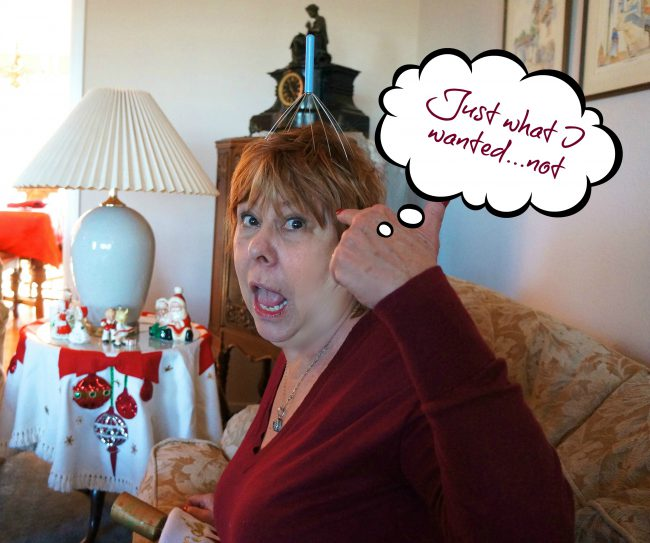 Christmas Morning LindySez.com