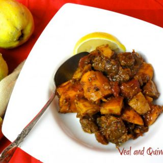 Veal and Quince Stew