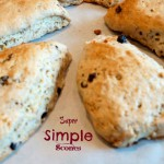 Super Simple Scones