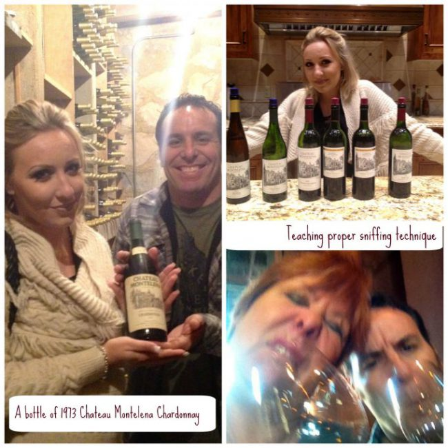 When Size Matters - wine tasting
