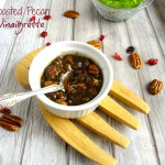 Roasted Pecan Vinaigrette