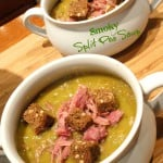 Smoky Split Pea Soup