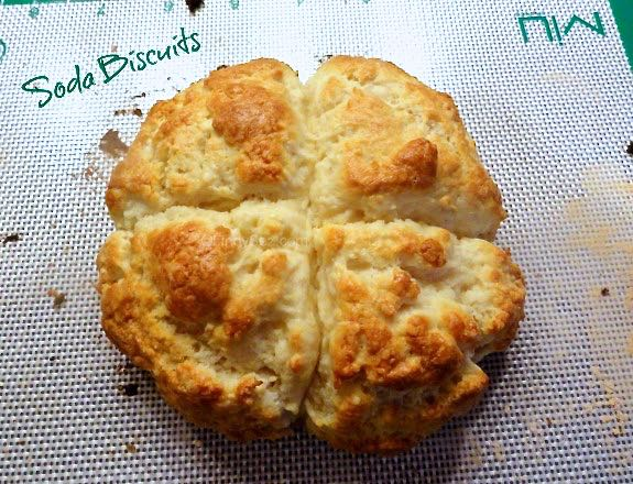 Soda Biscuits